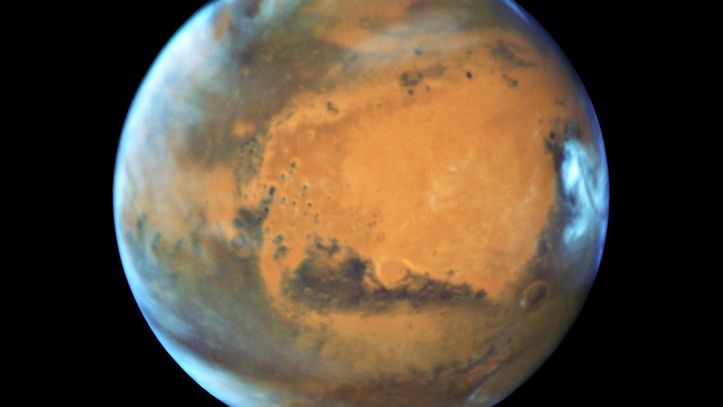 Колонизаторы Марса могут погибнуть впути отгалактической радиации