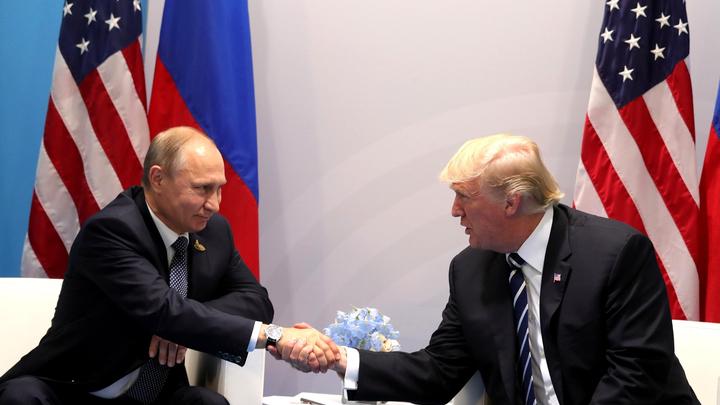 Лавров подвел итоги первой личной встречи Путина и Трампа