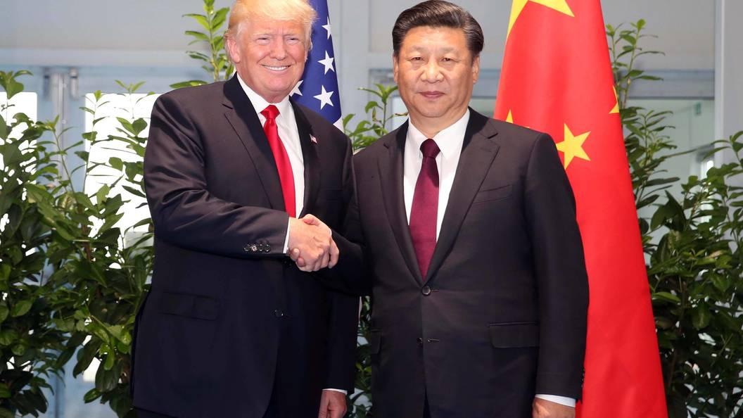 Си Цзиньпин предложил Трампу улучшить сотрудничество за 100 дней