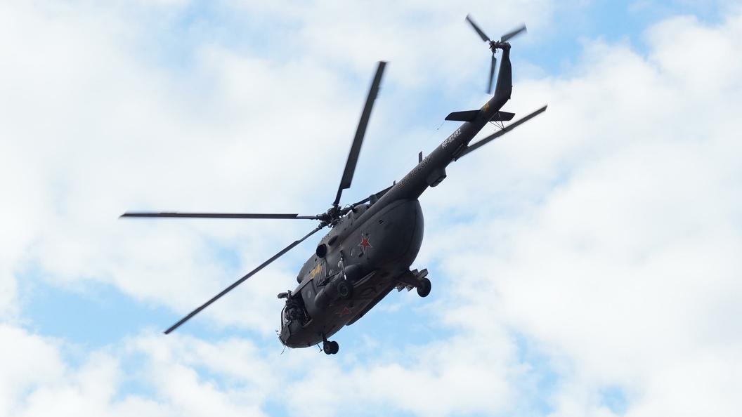Пропавший на Дальнем Востоке вертолет нашли, экипаж жив - МЧС