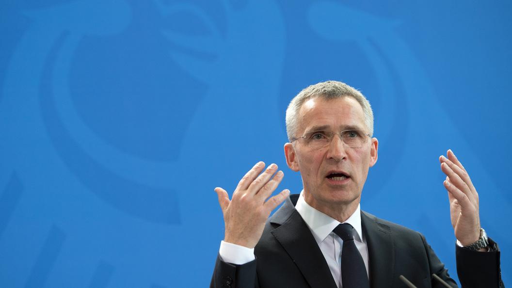 Генсек НАТО заверил Украину в продолжении тесного сотрудничества
