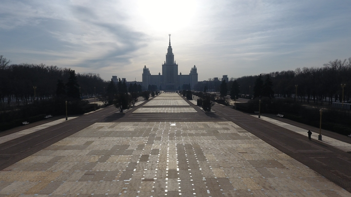 В Яндексе поведали о лидирующей популярности МГУ