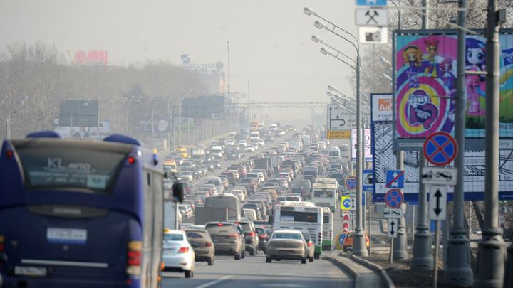 В Москве закрыли движение по нескольким улицам из-за строительства метро