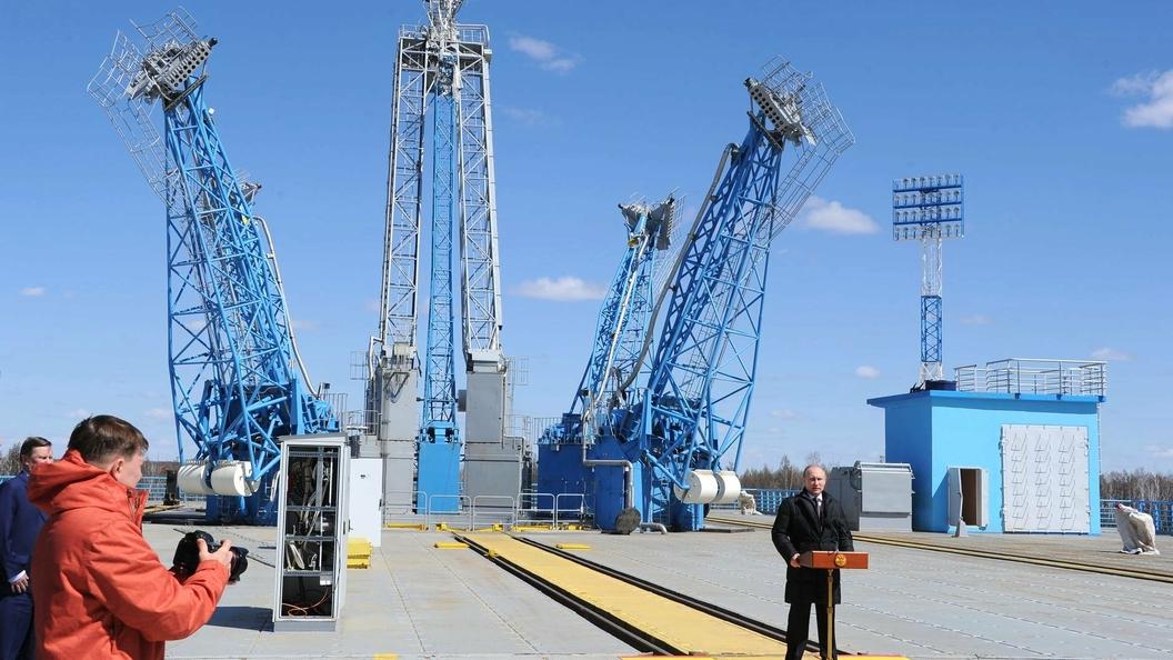 Планы развития космодрома Восточный раскрыли в Роскосмосе