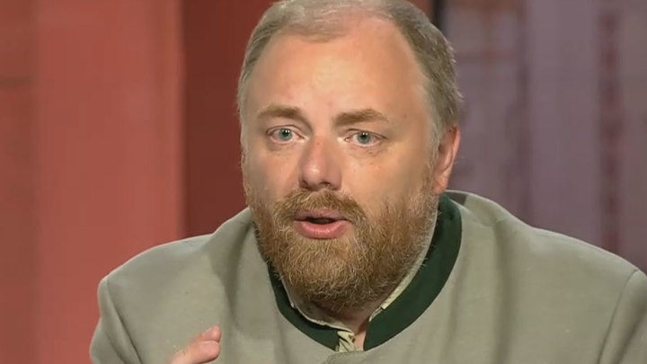Холмогоров: Глазуновосознавал, что распад государства будет равнозначен распаду народа