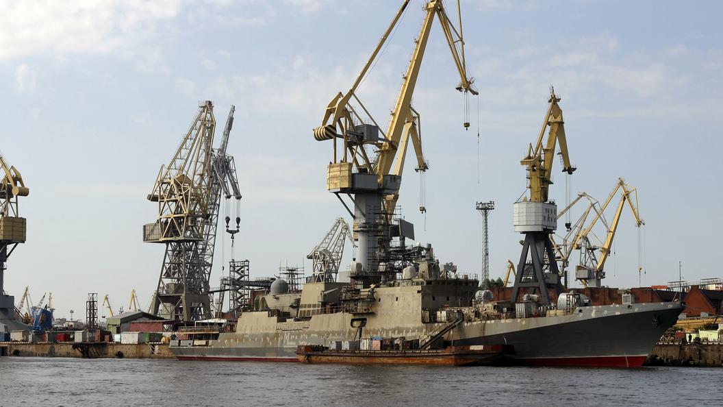 СМИ раскрыли причины срыва сроков сдачи флагманского ледокола Арктика