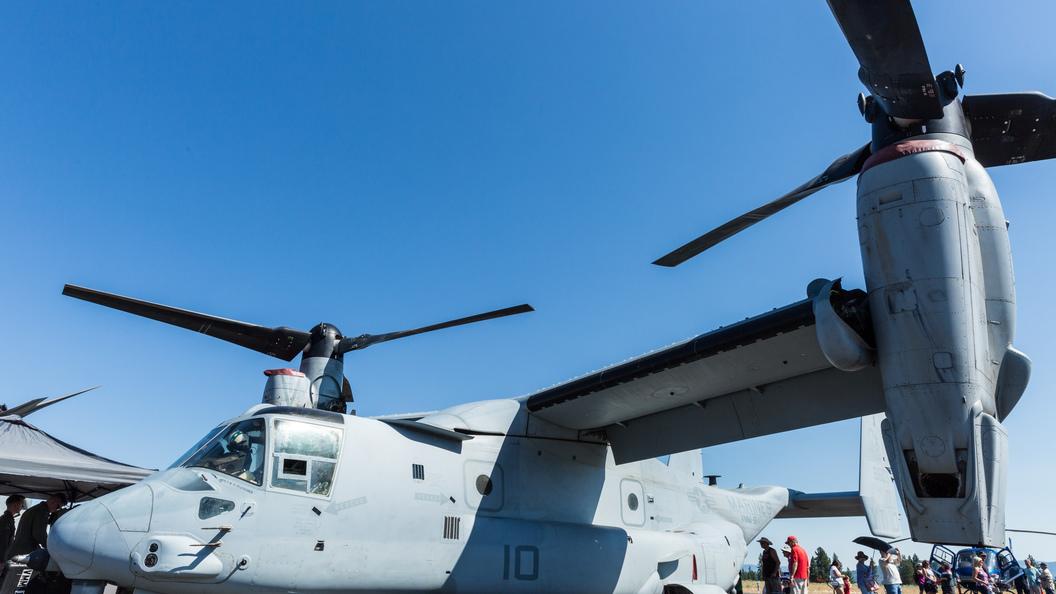 В Одессу прилетели конвертопланы армии США - СМИ