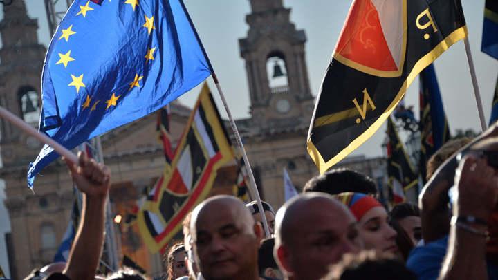 Новый дом содомитов: Мальта разрешила однополые браки
