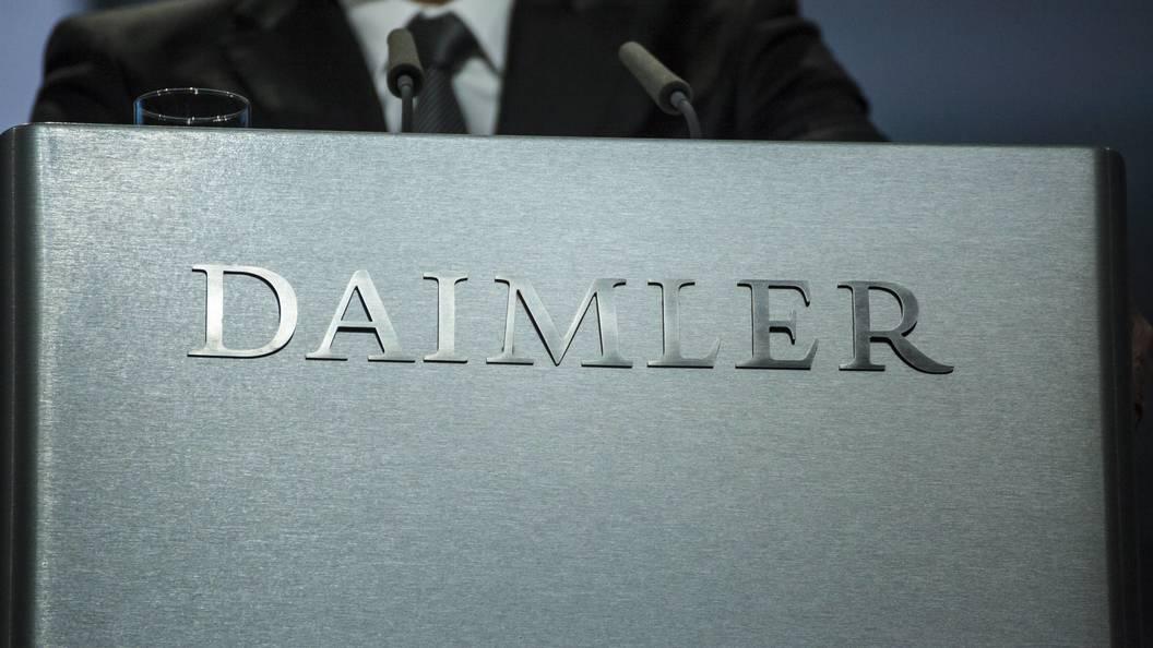 Немецкий концернDaimler уличили в продаже миллионов машин с грязными моторами