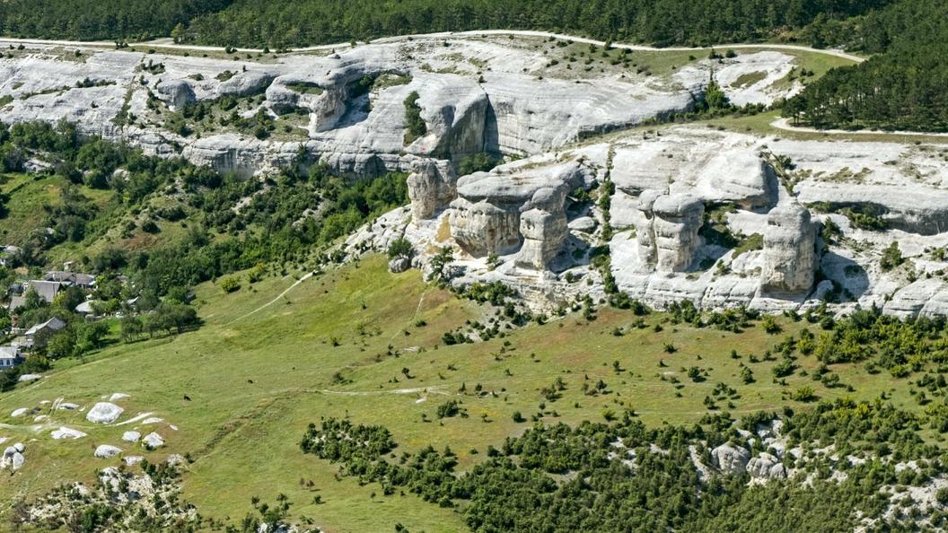 ВКрыму археологи обнаружили останки старинного атлета
