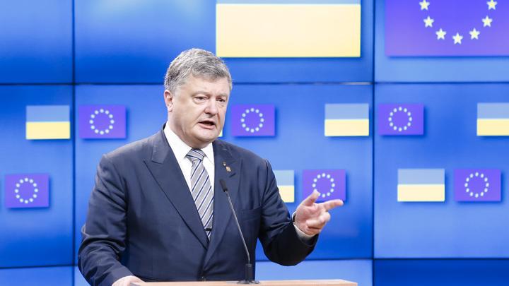 Порошенко решил провести саммит Украина - ЕС на российской территории