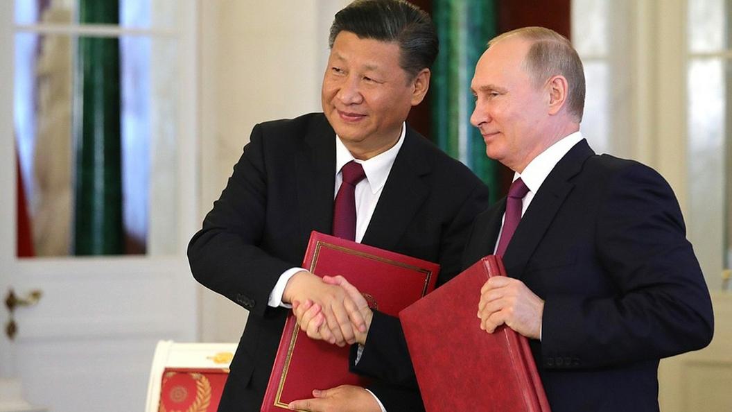 В 2017 году торговля между Россией и Китаем выросла