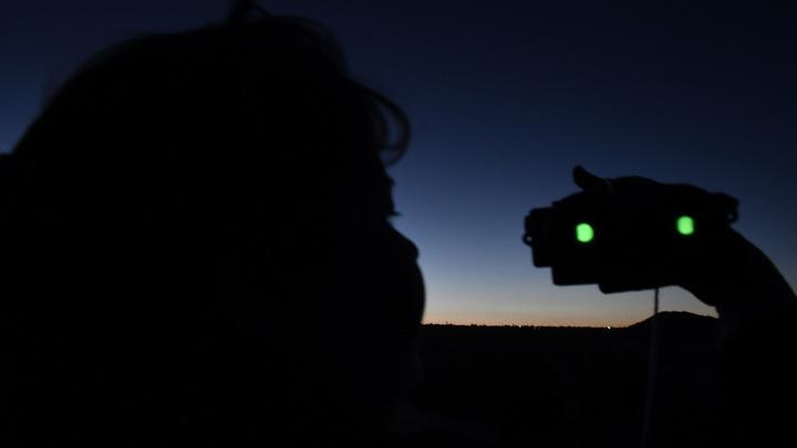 Таинственные кольцевые НЛО из дыма заметили в небе над Британией