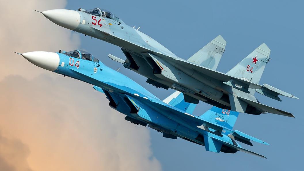 За неделю истребители ВКС России перехватили 6 иностранных самолетов-разведчиков