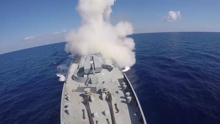 ВМФ России проведет ракетные пуски у берегов Сирии в ближайшие две недели