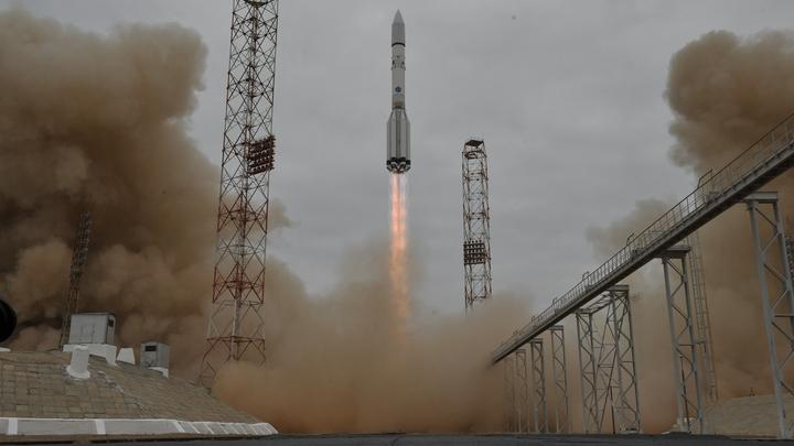 Ракета Союз вывела блок с рекордным числом спутников на околоземную орбиту