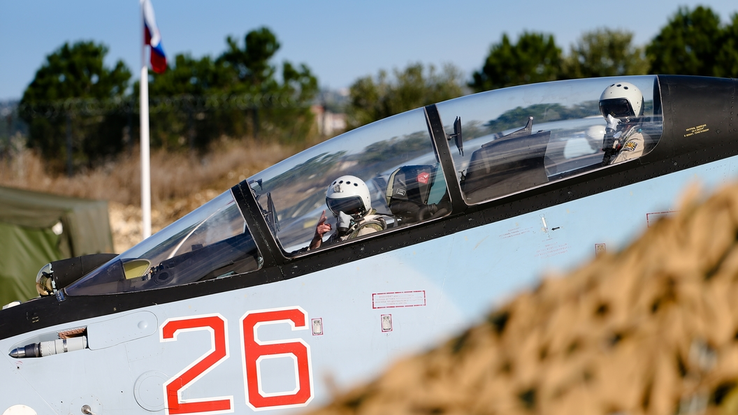 Государственная дума ратифицировала протокол ксоглашению оразмещении русской авиагруппы вСирии