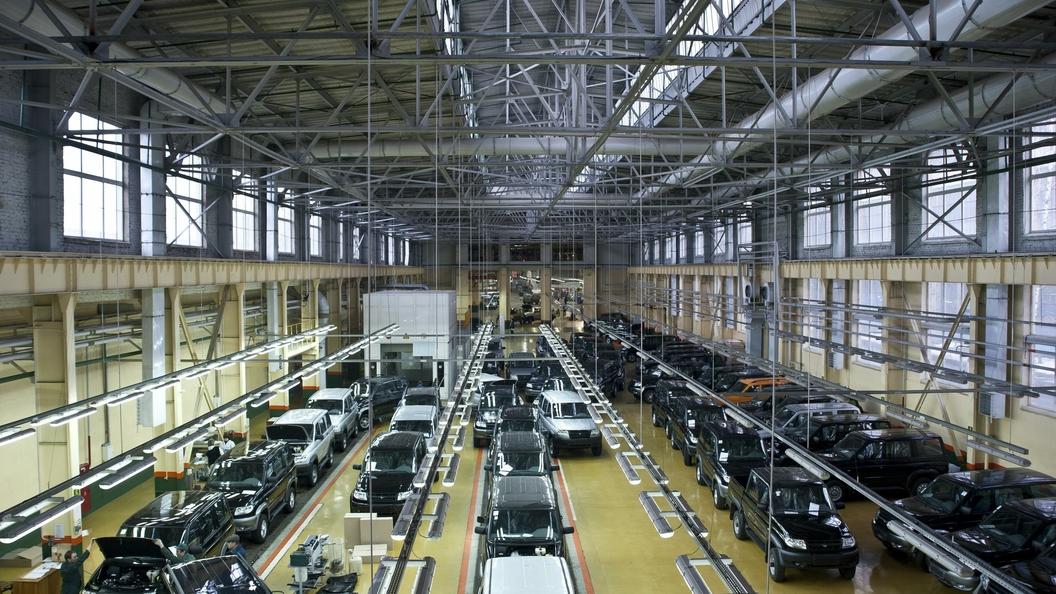 УАЗ показал новую коммерческую модель Профи