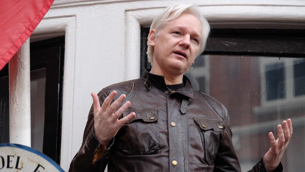Ассанж раскритиковал арест дипсобственности России в США