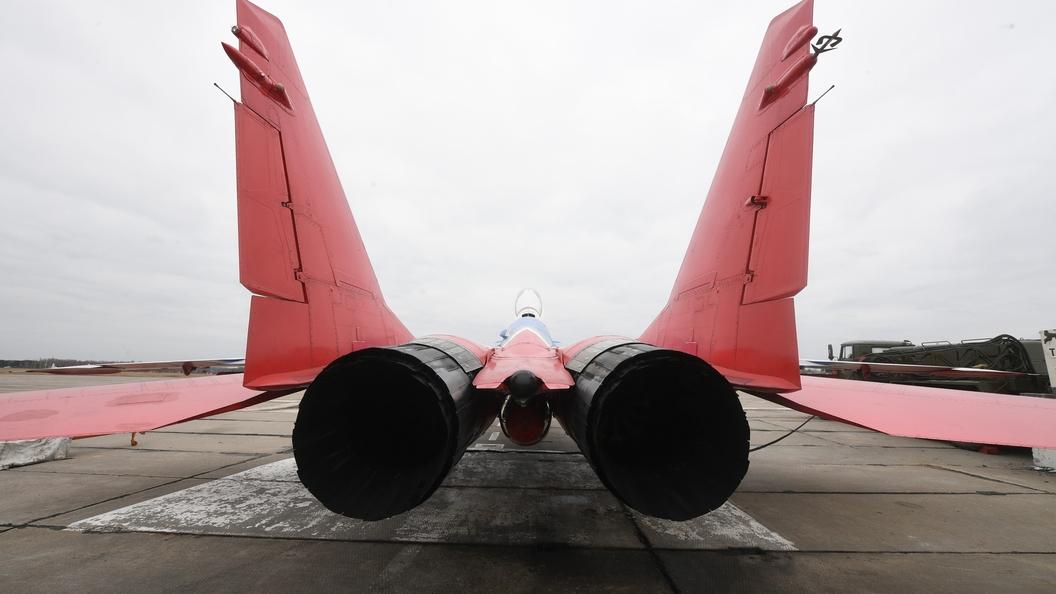 Самолёты МиГ-31 уничтожили сверхзвуковую ракету встратосфере