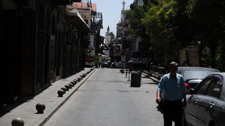 После обстрела посольства России в Дамаске никто не пострадал - МИД