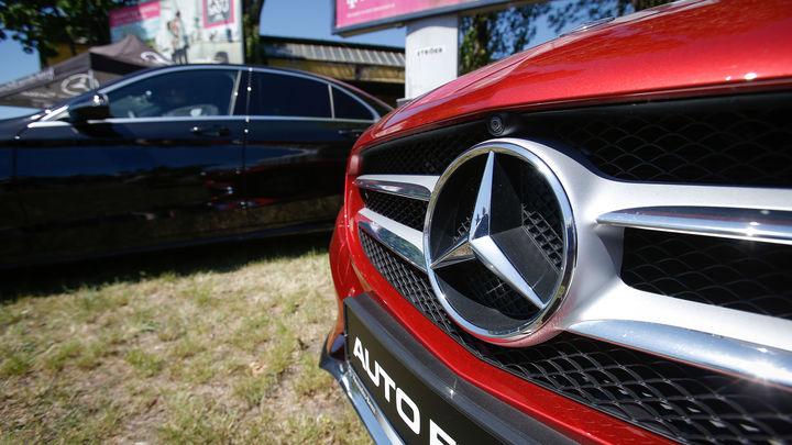 Дизельный скандал привел к отзыву трех миллионов Mercedes-Benz