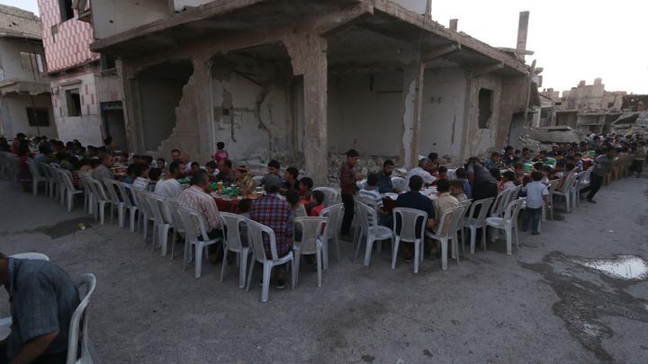 Сын Асада рассказал о борьбе Сирии против захватчиков