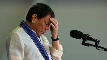 На Филиппинах боевики расстреляли охрану Родриго Дутерте