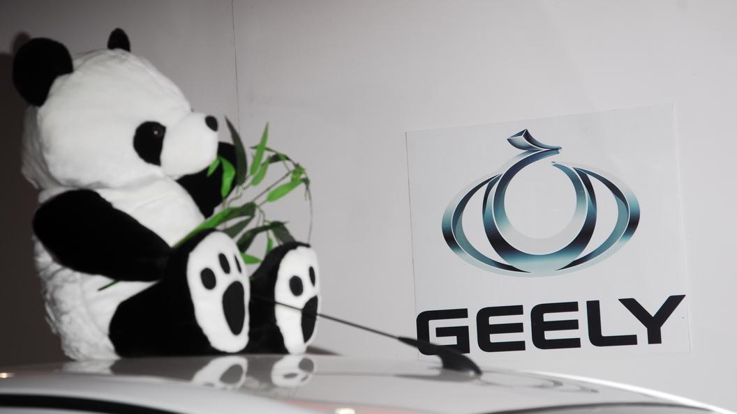 Бюджетный кросс Geely Vision X3 получил интерьер класса люкс
