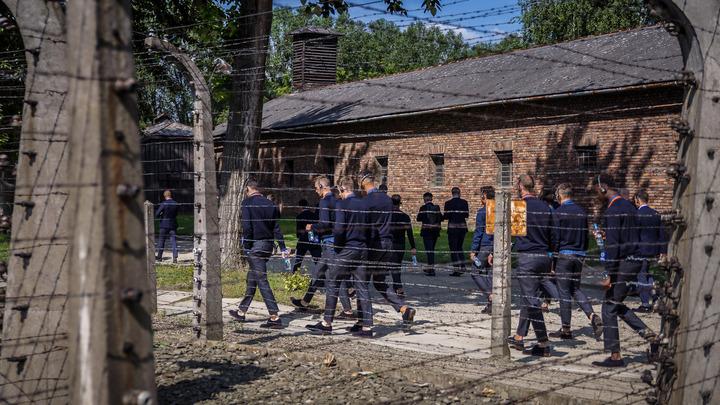 Израильская студентка украла экспонаты из музея Освенцима, через который прошли ее бабушки