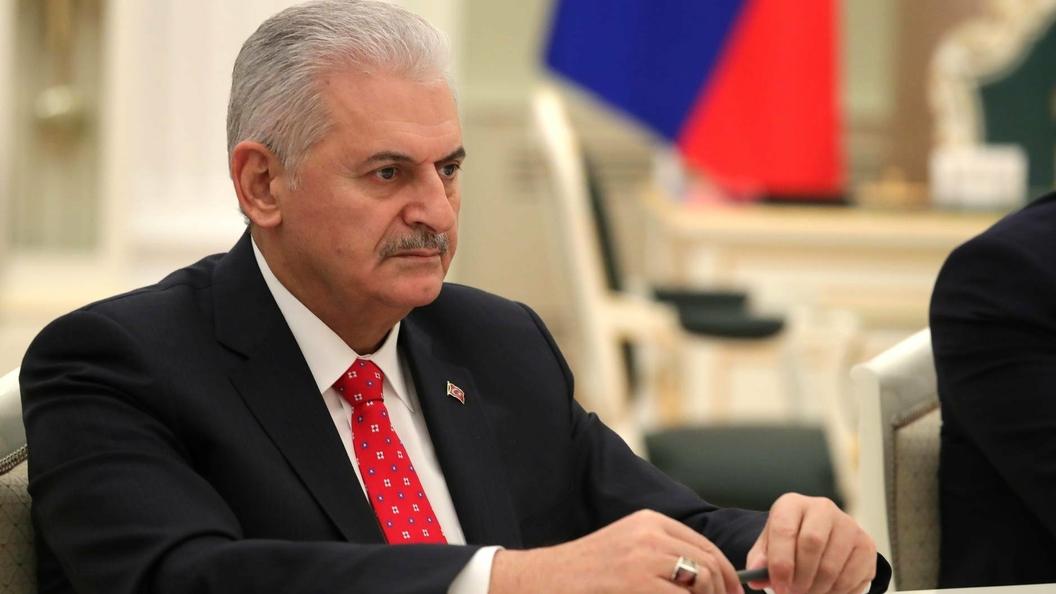 Бинали Йылдырым обновил кровь правительству Турции