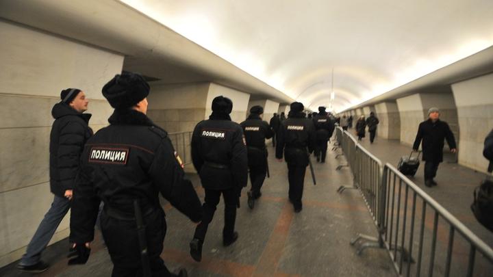 В Петербурге снова проверяют станцию Адмиралтейская