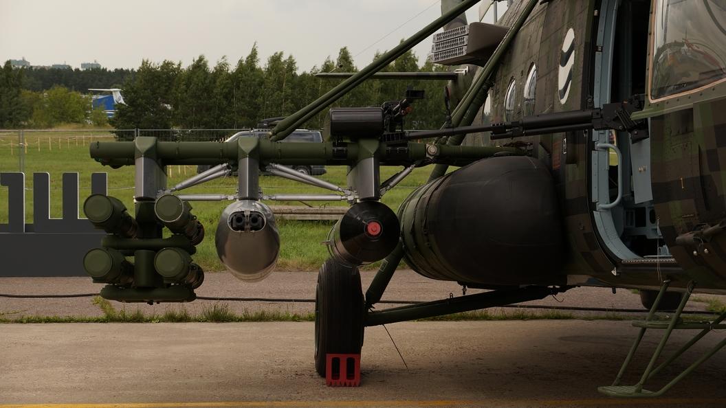 Китайские специалисты высоко оценили российские вертолетыМи-171Е