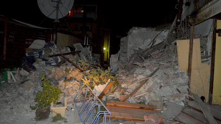Геофизик: близ Турции ожидается еще одно землетрясение