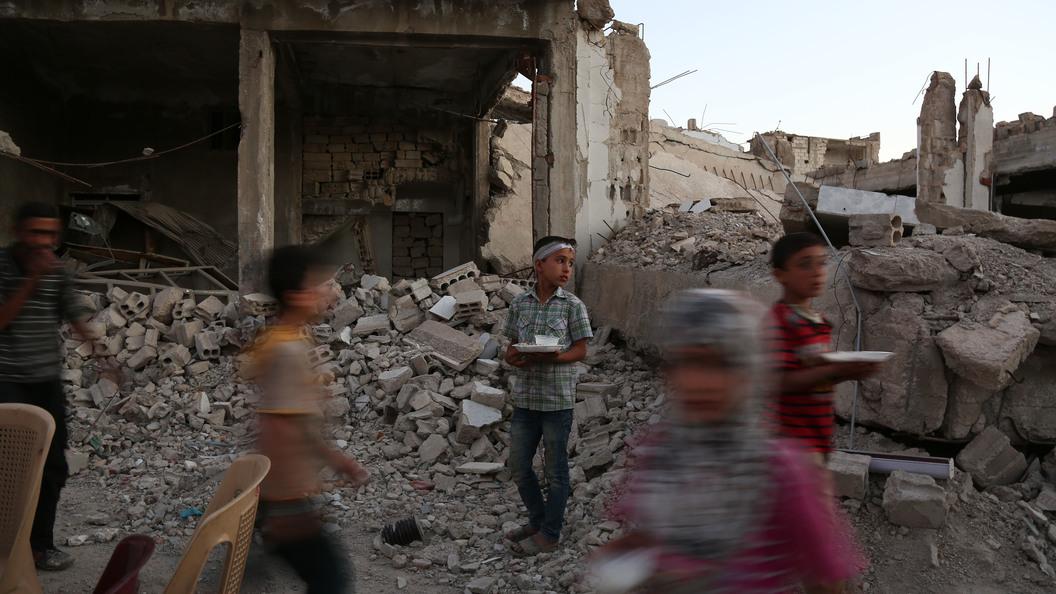 Минобороны России согласовало работу зоны деэскалации Восточная Гута в Сирии