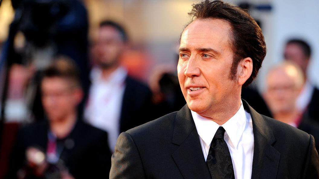 Николас Кейдж позовет голливудских актеров в Казахстан