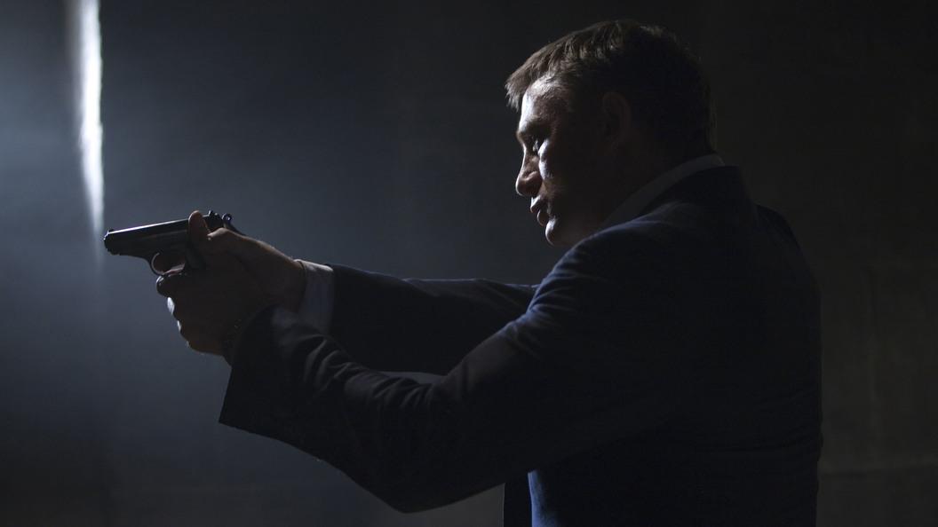 Стала известна дата выхода 25-го агента 007-Джеймса Бонда