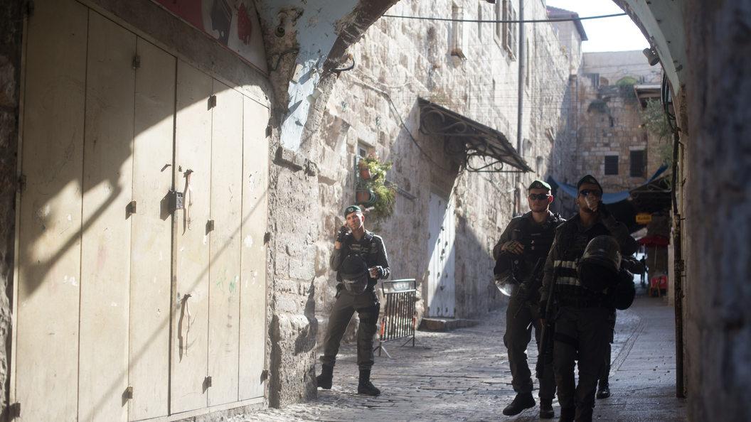 Эксперт: Христиане потеряли доступ к Иерусалиму