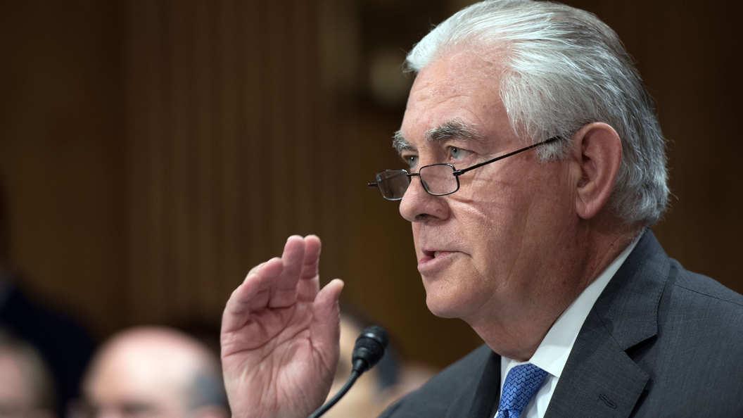Госдеп США опроверг сообщения обуходе Тиллерсона споста госсекретаря
