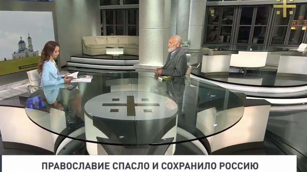 Владимир Крупин: Навязанные идеологии рухнули в тартарары, и только православие спасло нашу страну