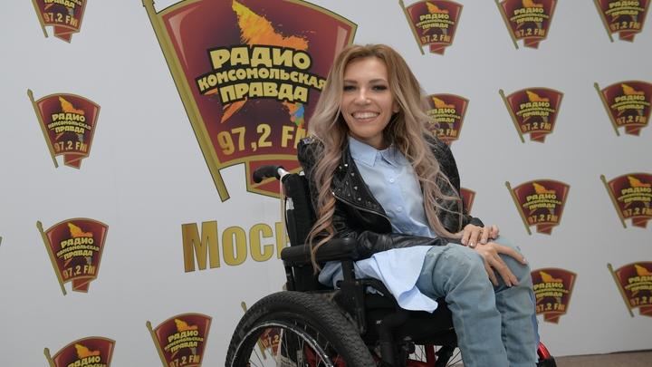 Самойлова упорно продолжает мечтать о выступлении на Евровидении