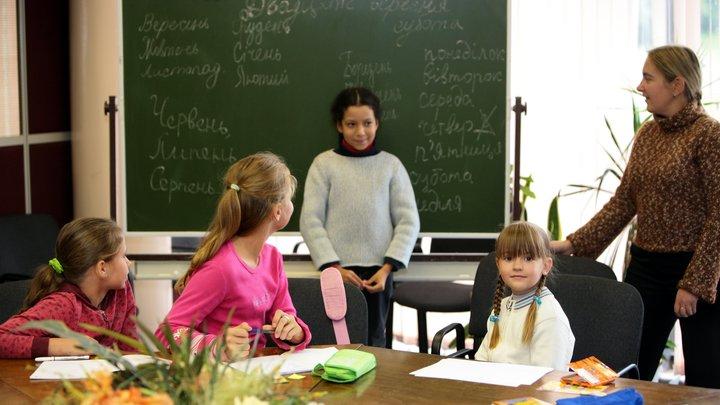 В Херсонской области русских первоклассников будут обучать на украинском