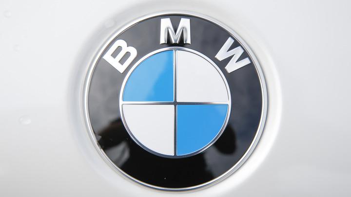 Новейший кроссовер BMW X4 M получил новые фары и бампер