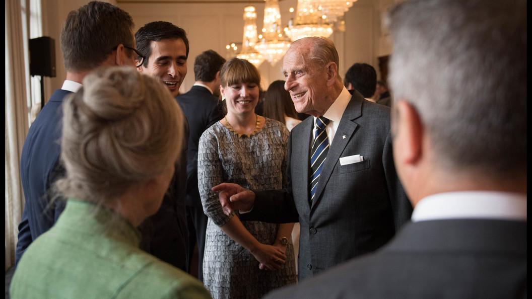 Муж королевы Елизаветы II решил в последний раз выйти в свет перед пенсией