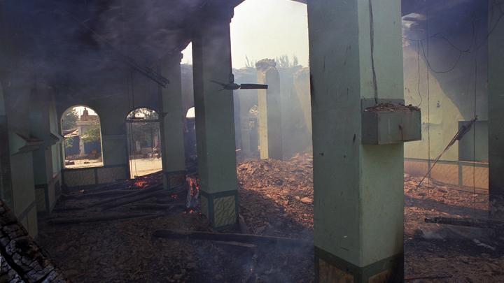 Двойной теракт произошел в мечети Афганистана, есть жертвы