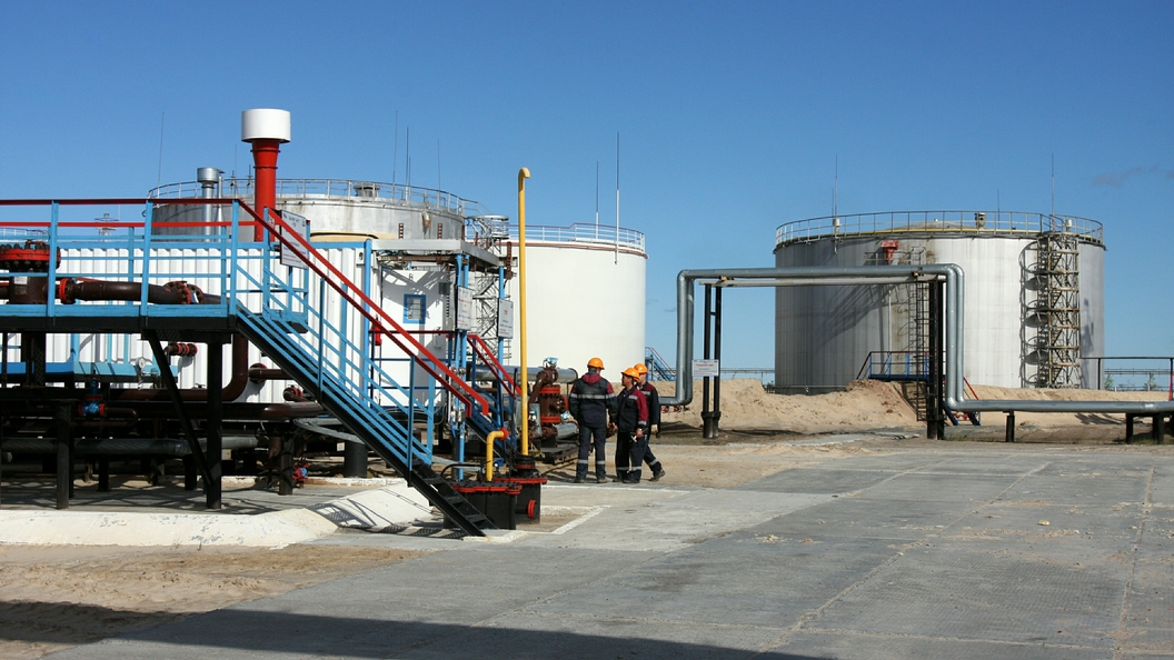 Российский газ пошел в обход Украины в Германию