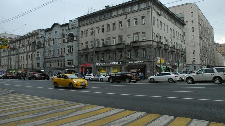 В Москве рекордно подешевело такси