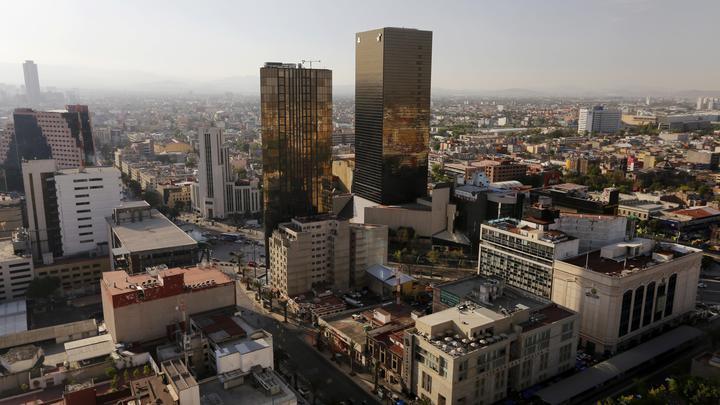 В Мексике задержали российского туриста, покорявшего небоскребы