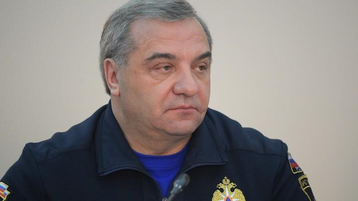 Глава МЧС потребовал личной ответственности владельцев и арендаторов земель за профилактику пожаров