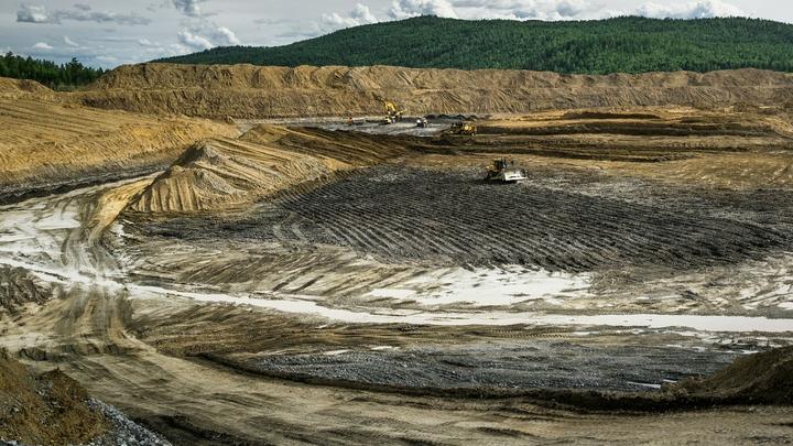 Вода ушла из рудника Мир в Якутии - источник
